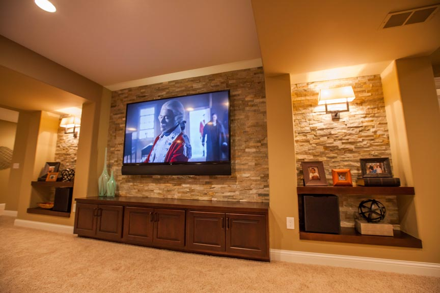 Wall Sconces Next To Tv : Feature TV and Lighting Resolution Audio & Video